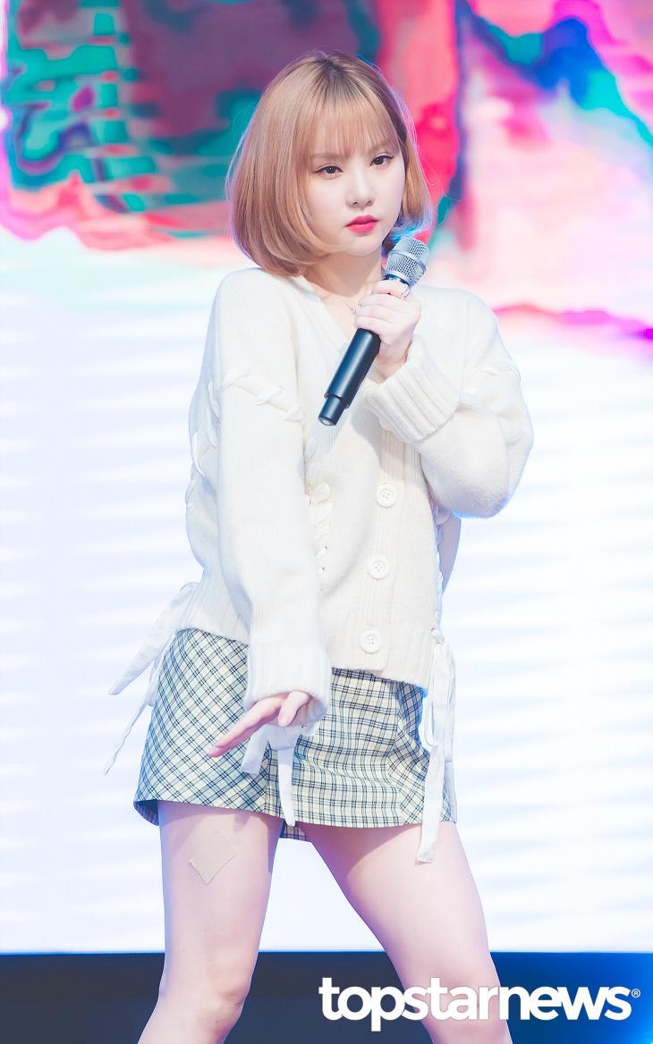 여자친구(GFRIEND) 은하 / 서울, 최규석 기자