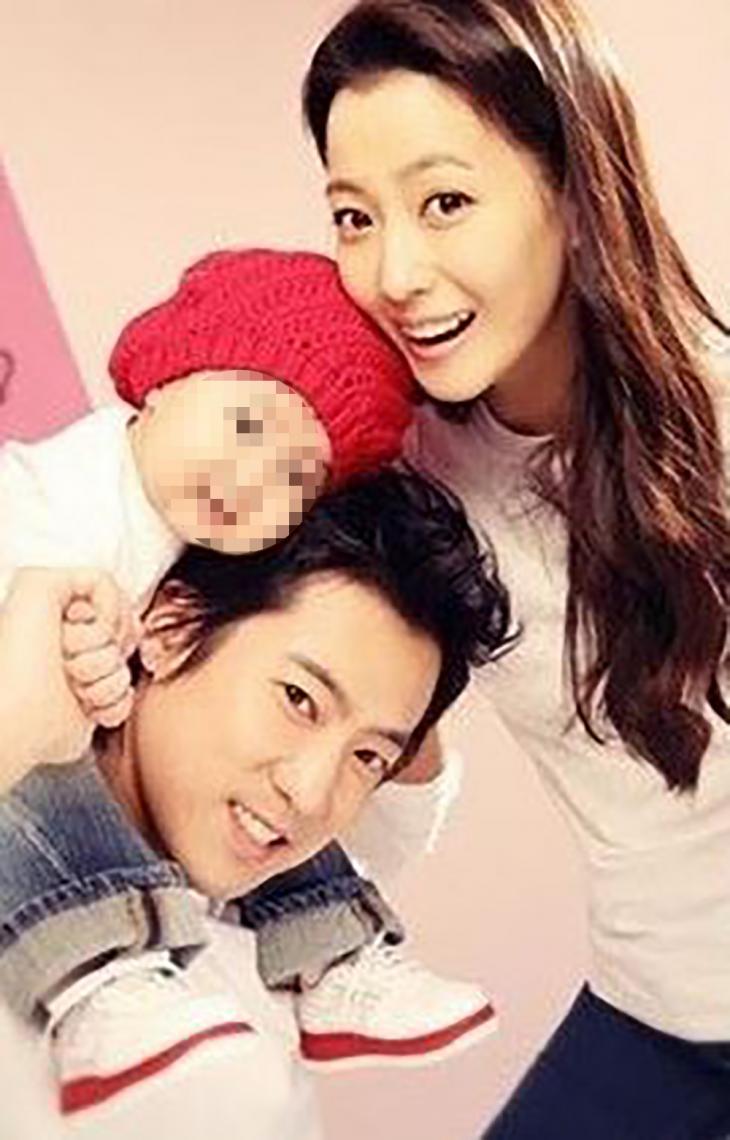 김희선-남편 박주영-딸 박연아