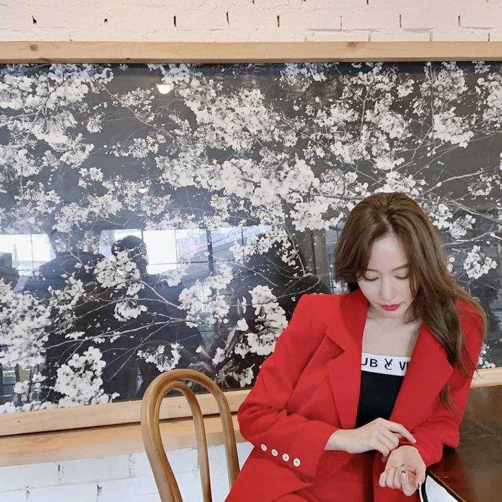 김아중 인스타그램