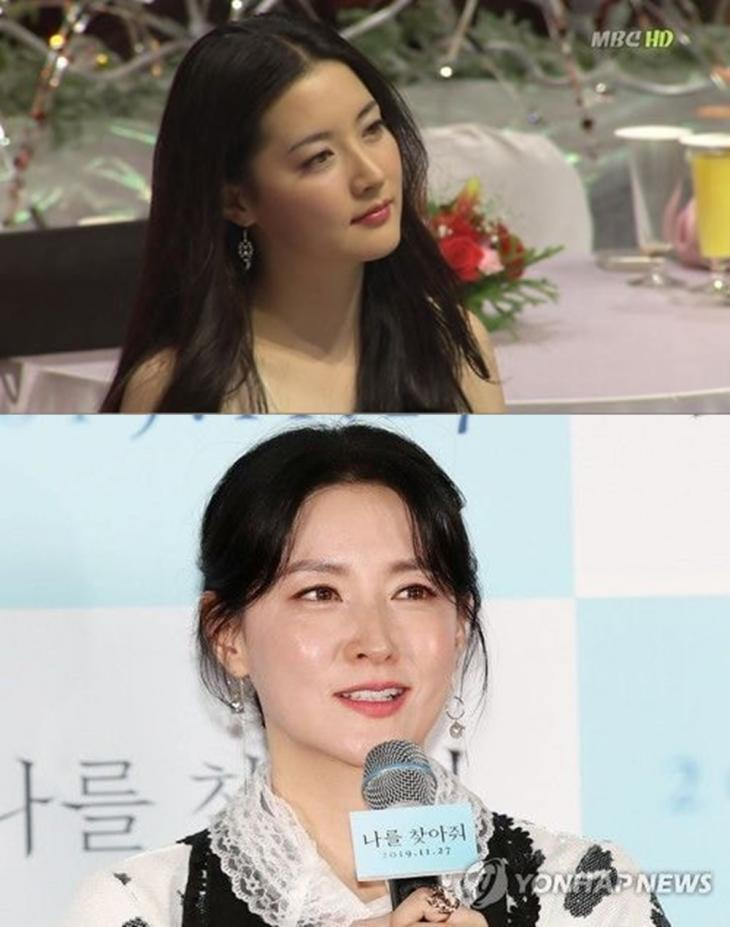 이영애 과거-현재 /MBC 방송 캡처, 연합뉴스