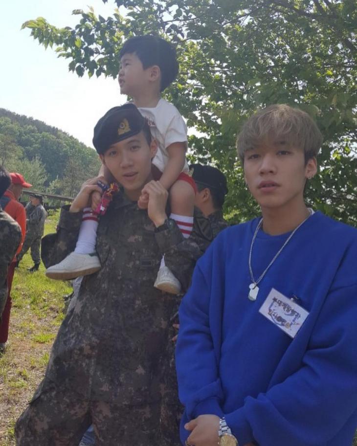 박호산 아들 삼형제 / 박호산 아들 박준호 인스타그램
