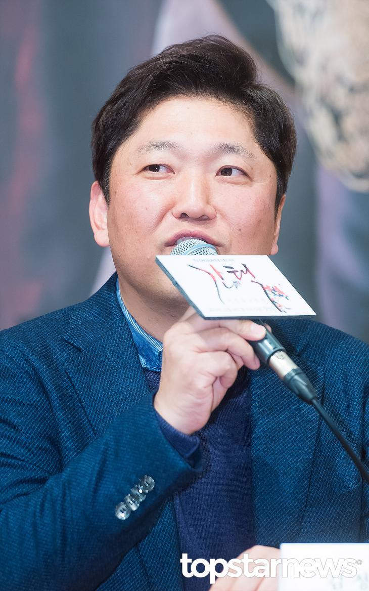 김정민 감독 / 톱스타뉴스 HD포토뱅크