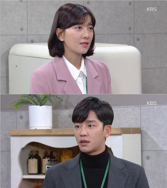 강여원-설정환 / KBS '꽃길만 걸어요'