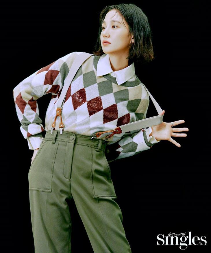 박은빈 / 싱글즈