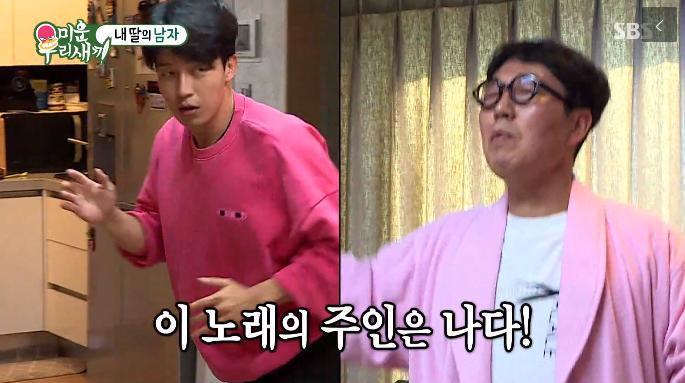 SBS '미우새' 캡쳐