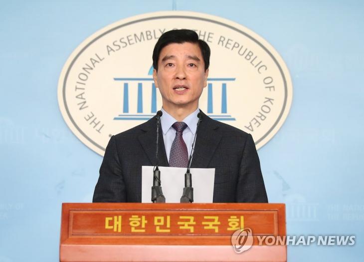 민주당 이해식 대변인 / 연합뉴스