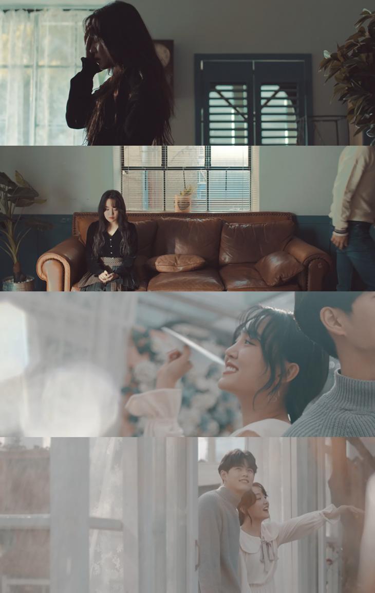 윤하 신곡 '먹구름' 뮤직비디오 / C9엔터테인먼트