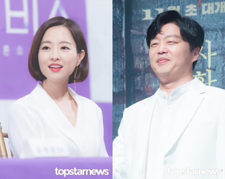 박보영-김희원 / 톱스타뉴스 HD포토뱅크