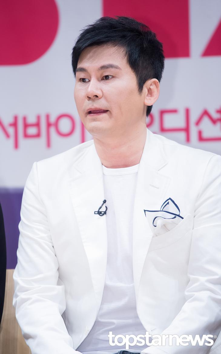 양현석 / 톱스타뉴스 HD포토뱅크