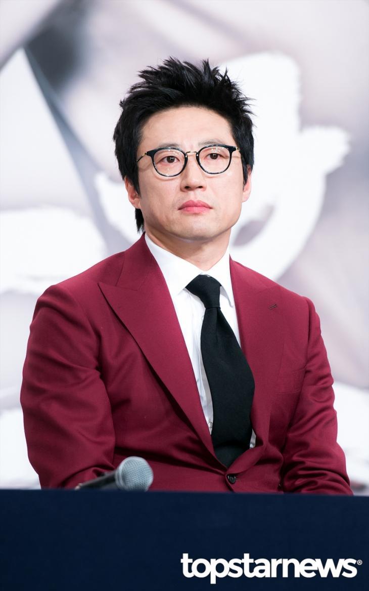 박신양 / 톱스타뉴스 HD포토뱅크