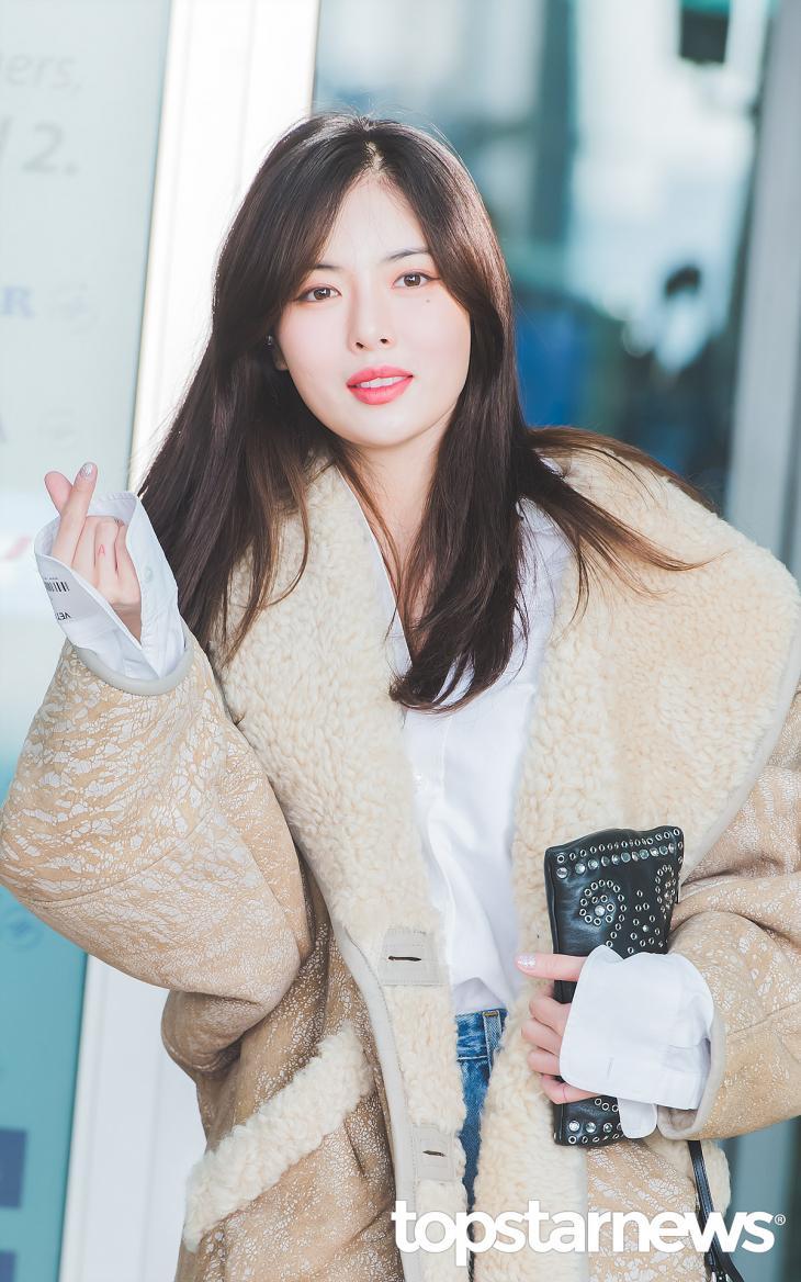 현아(HyunA) / 인천, 최규석 기자