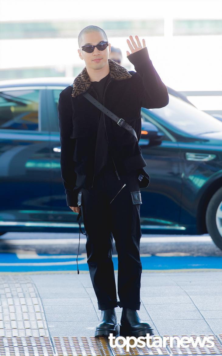 빅뱅(Bigbang) 태양 / 인천, 최규석 기자