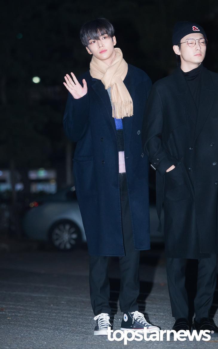 에스에프나인(SF9) 로운 / 서울, 정송이 기자