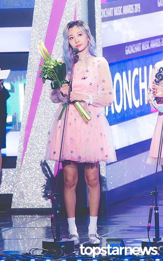 볼빨간사춘기(BOL4) 안지영 / 서울, 최규석 기자