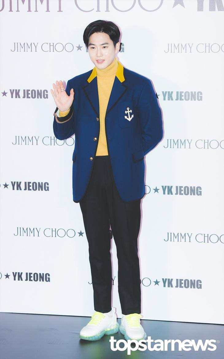 엑소(EXO) 수호 / 서울, 최규석 기자