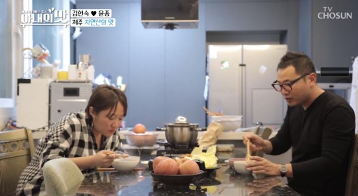 김현숙-남편 윤종 / 네이버 tv캐스트