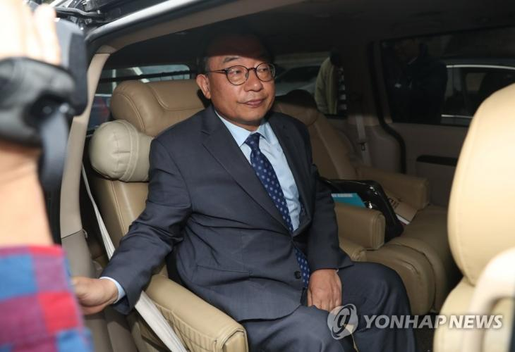 '세월호 보도개입 혐의' 이정현 의원 / 연합뉴스