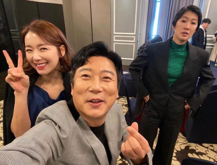 소이현-이수근-홍진경 / 소이현 인스타그램