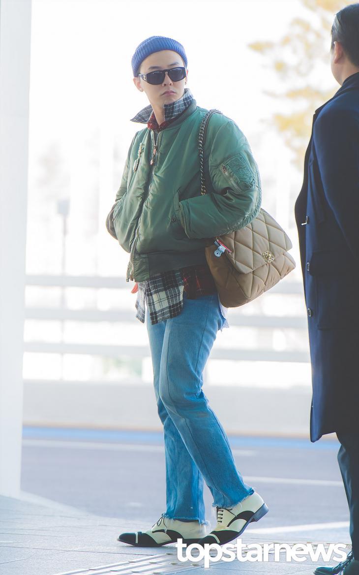빅뱅(BigBang) 지드래곤(GD) / 인천, 최규석 기자