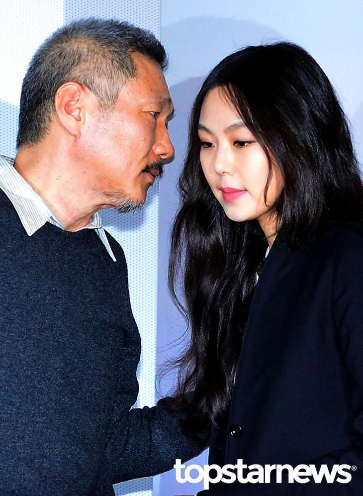 홍상수-김민희 / 톱스타뉴스 HD포토뱅크