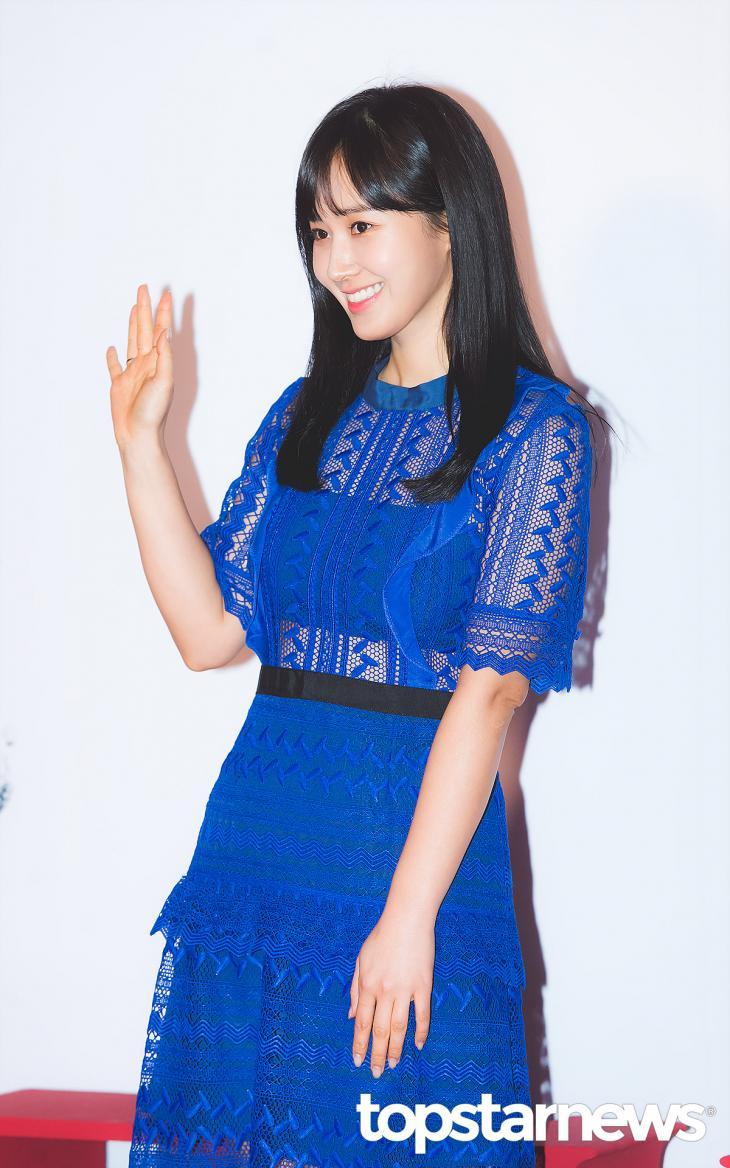 소녀시대(SNSD) 권유리 / 서울, 최규석 기자