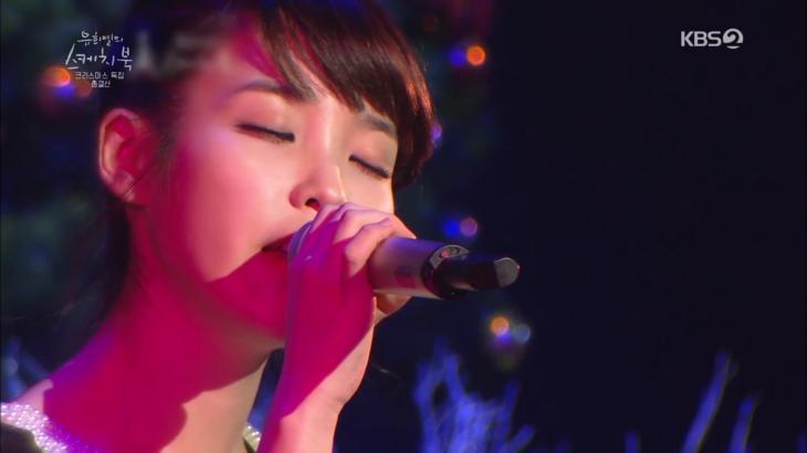 KBS2 유희열의 스케치북 캡처