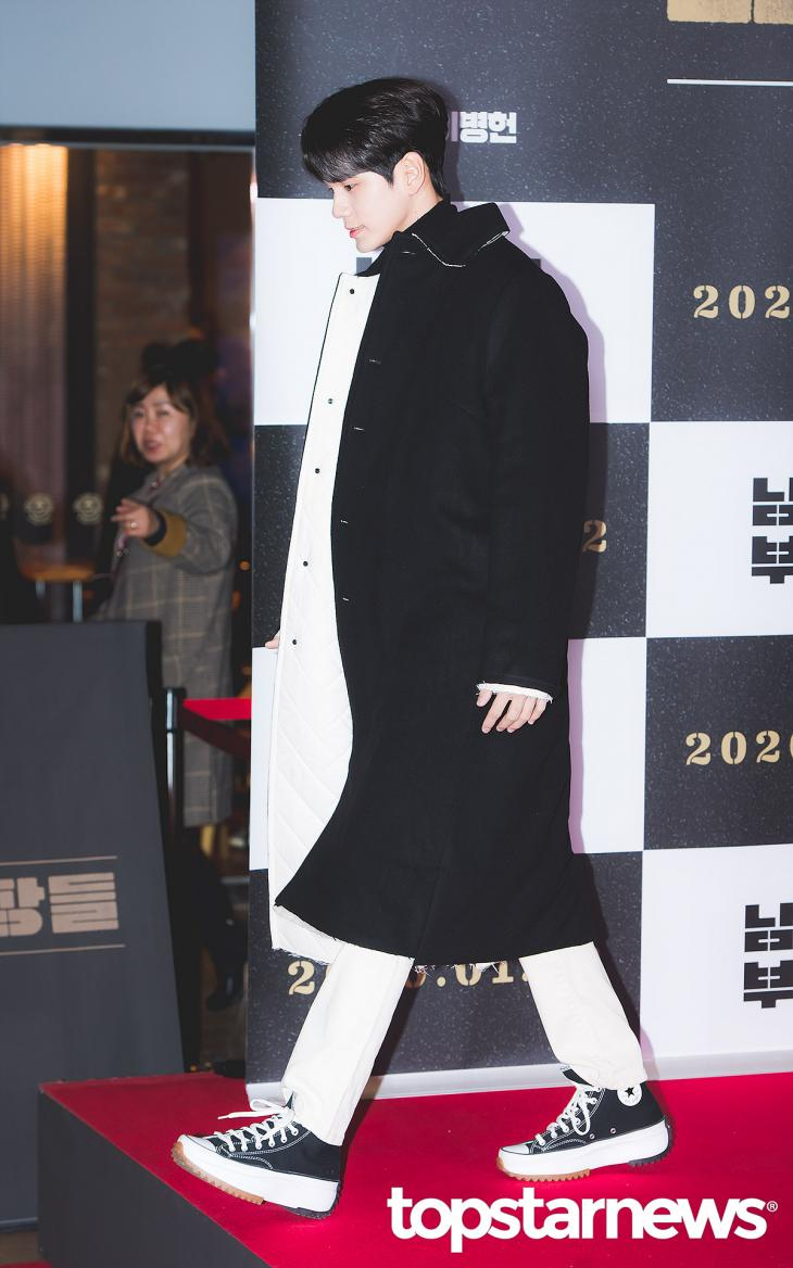 옹성우 / 서울, 최규석 기자