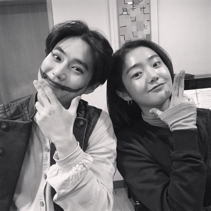 수호-김혜준 / 김혜준 인스타그램