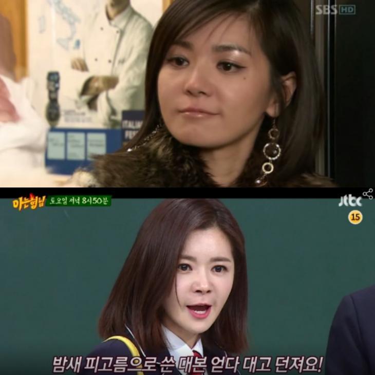 장서희 과거-현재 / JTBC-SBS