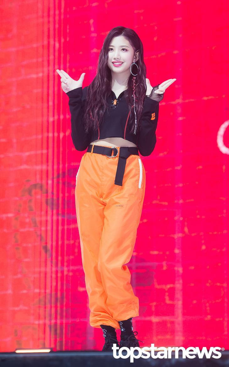 체리블렛(Cherry Bullet) 유주 / 서울, 정송이 기자
