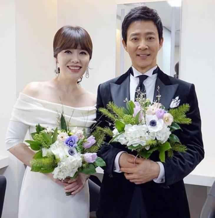 하희라-최수종 / 최수종 SNS