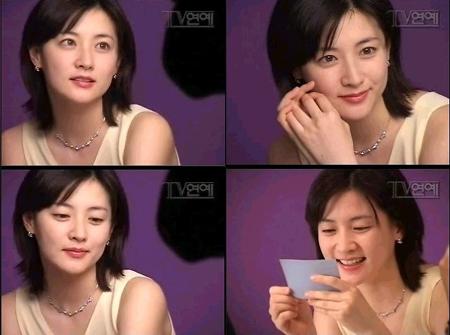 이영애 리즈시절 / SBS
