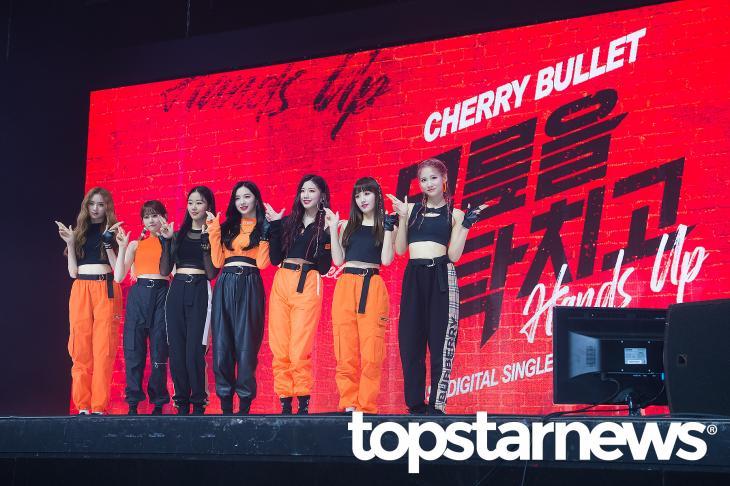 체리블렛(Cherry Bullet) / 서울, 정송이 기자