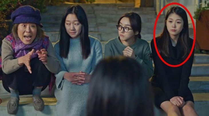고인 고수정 '도깨비' 출연 당시 / tvN '도깨비' 방송캡처
