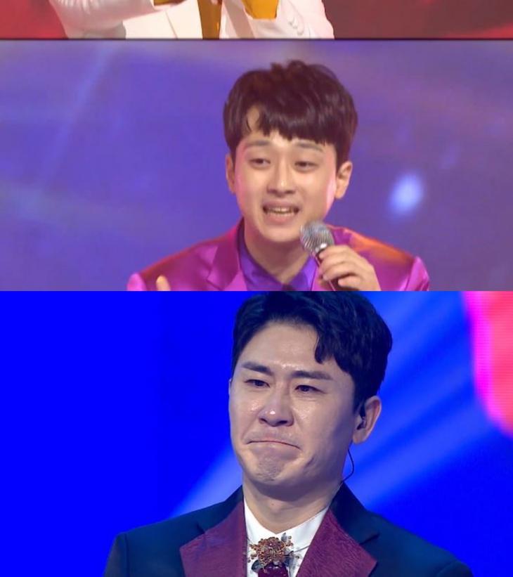 이찬원-영탁 / 방송 캡처
