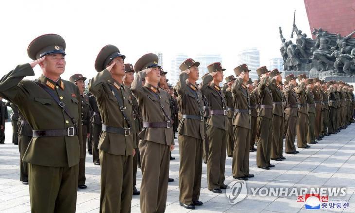 북한 군인 / 연합뉴스 제공