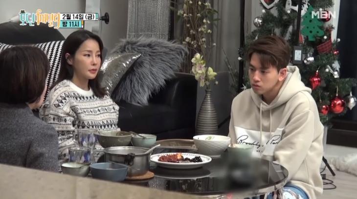 MBC '모던패밀리' 화면 캡처