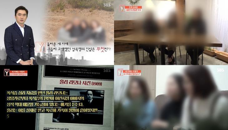 SBS'궁금한 이야기Y'방송캡처