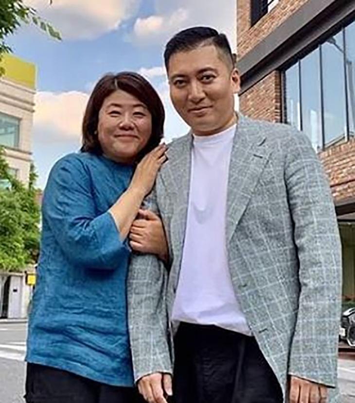 이정은-박명훈 / 온라인 커뮤니티