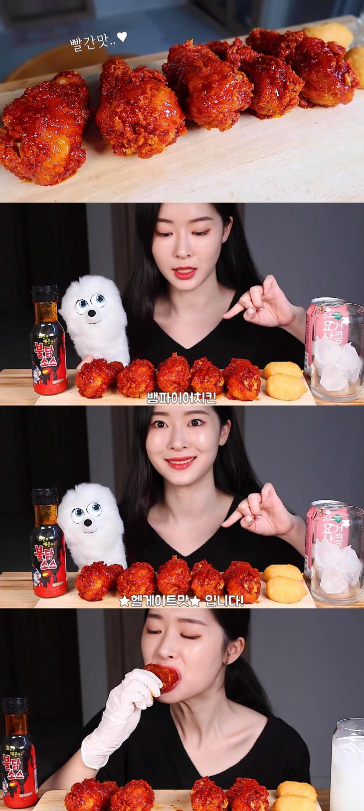 푸메 유튜브 캡처