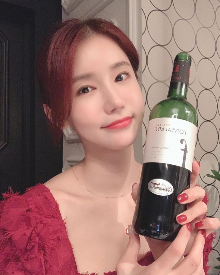 오인혜 인스타그램