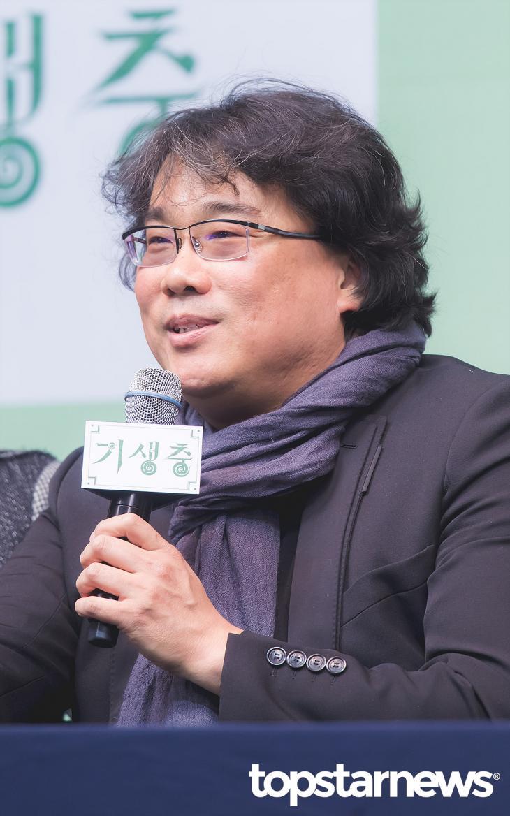 봉준호 감독 / 서울, 최규석 기자
