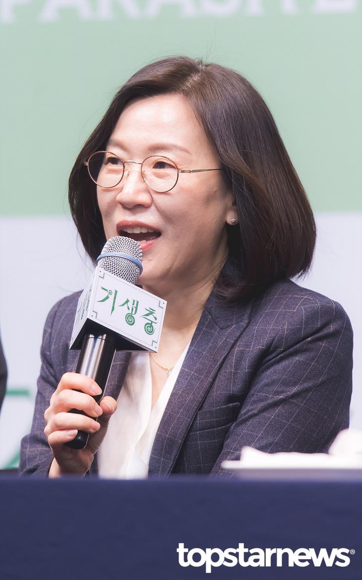 곽신애 바른손이앤에이 대표 / 서울, 최규석 기자