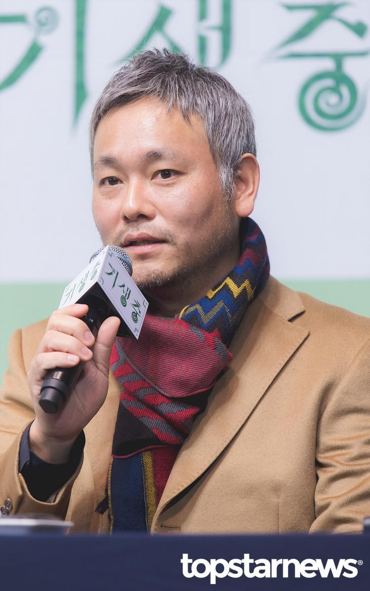 이하준 미술감독 / 서울, 최규석 기자