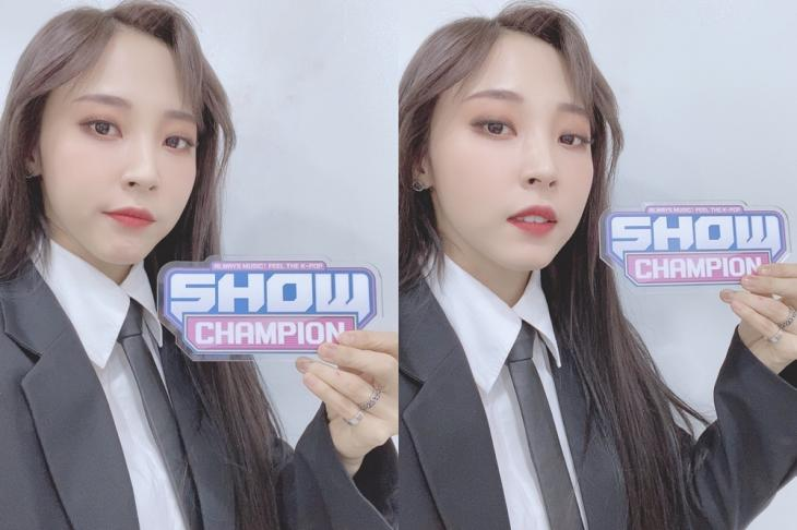 MBC 에브리원 '쇼챔피언' 공식 트위터