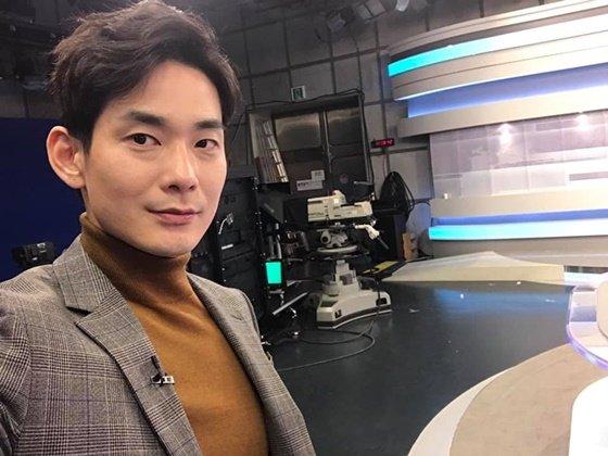 한상헌 아나운서 SNS