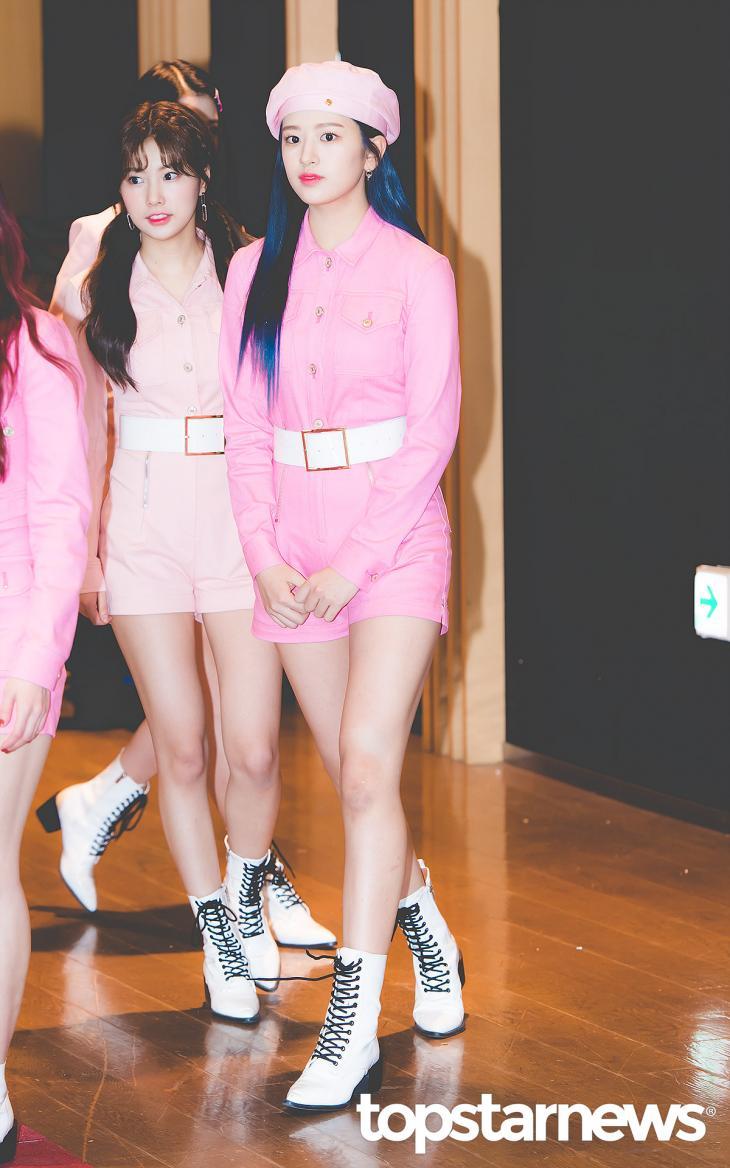 아이즈원(IZ*ONE) 안유진 / 서울, 최규석 기자