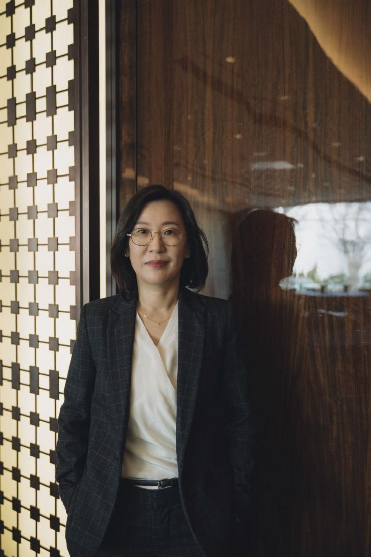 곽신애 대표 / CJ 엔터테인먼트 제공