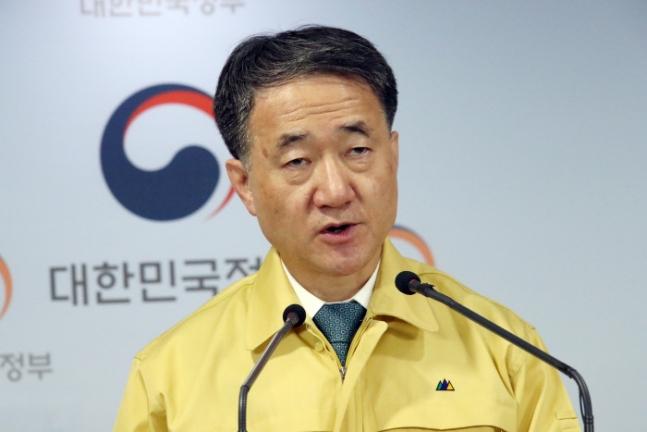 박능후 보건복지부 장관 / 연합뉴스