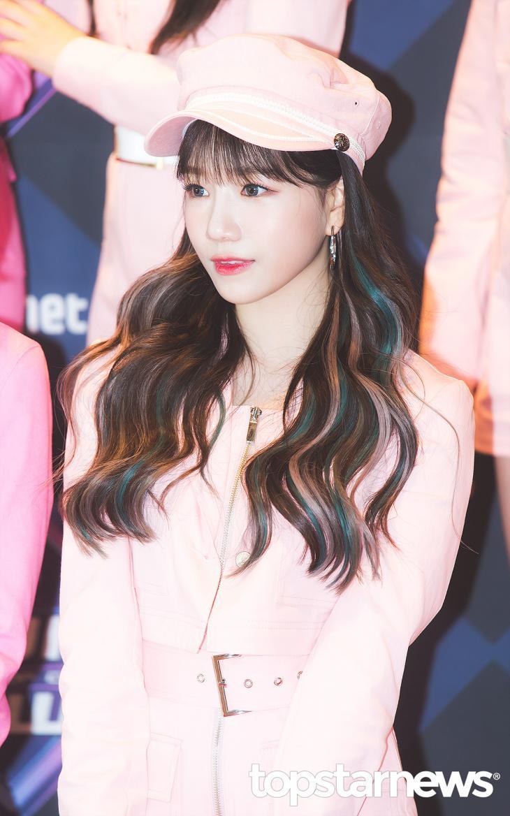 아이즈원(IZ*ONE) 조유리 / 서울, 최규석 기자